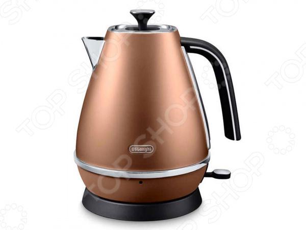 Чайник DeLonghi KBI 2001 CP чайник delonghi kbov 2001 az