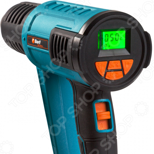 Фен технический Bort BHG-2000L-K 2