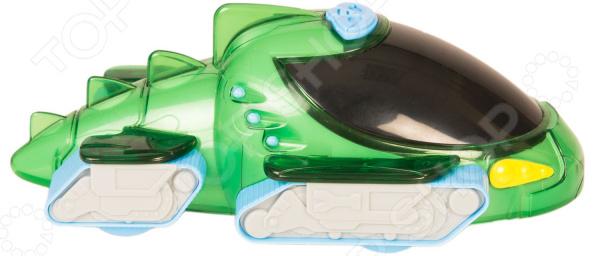 Машинка со светозвуковыми эффектами PJ Masks «Геккомобиль» игровой набор геккомобиль pj masks игровой набор геккомобиль