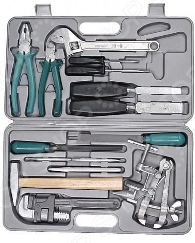 Набор слесарно-монтажного инструмента НИЗ «Прогресс» 27622 набор инструментов низ 15шт прогресс 27622