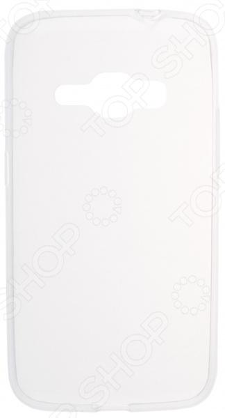 Чехол защитный skinBOX Samsung Galaxy J1 (2016) dekker для samsung galaxy j1 2016 white