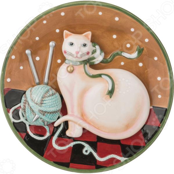 Панно Lefard «Кошка» 59-222