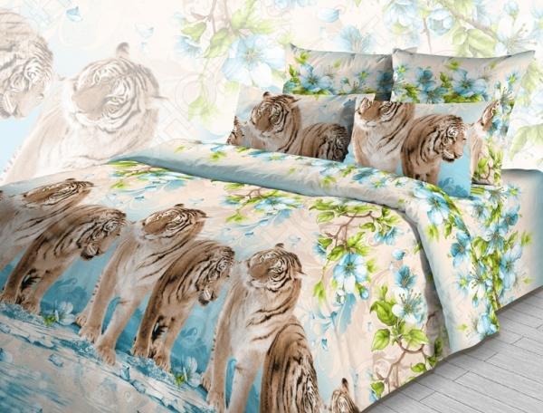 Комплект постельного белья 3915. 1,5-спальный