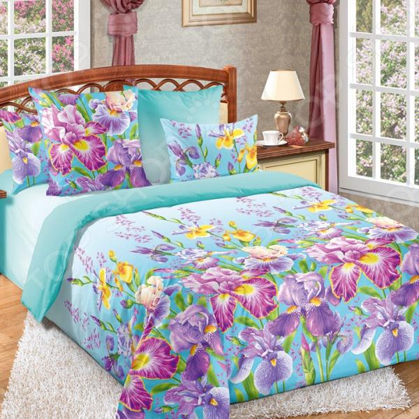 Комплект постельного белья Белиссимо «Виолетта»