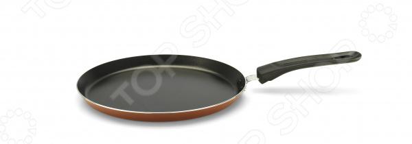 Сковорода блинная Delimano. Диаметр: 25 см    /Карамельный восторг