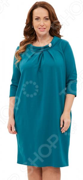 Платье Pretty Woman «Любимица солнца». Цвет: бирюзовый