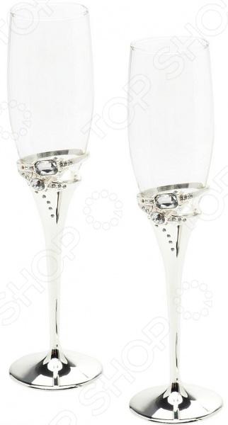 Набор бокалов MARQUIS 7097-MR набор бокалов crystalex ангела оптика отводка зол 6шт 400мл бренди стекло