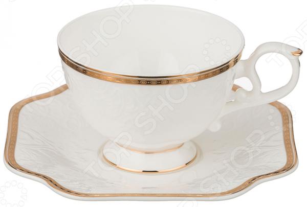 Чайная пара Lefard 264-749 наборы для чаепития lefard чайная пара венская классика 230мл