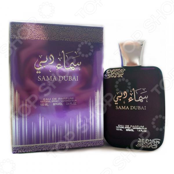 Парфюмированная вода унисекс Arabic Perfumes Sama Dubai Парфюмированная вода унисекс Arabic Perfumes Sama Dubai /