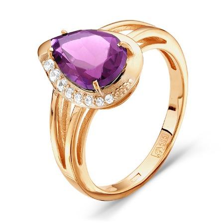 Купить Кольцо «Фиалковый блеск» 100-1022