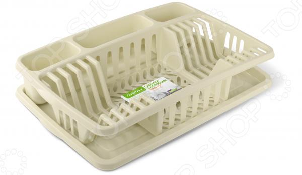 Сушилка для посуды Martika «Фланто». В ассортименте 24880 сушилка для посуды 2 уровня мет плас мв х6
