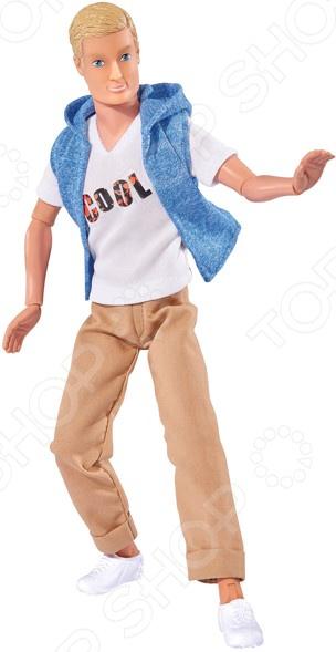 Кукла Simba «Кевин. Городская мода» simba кукла кевин принц