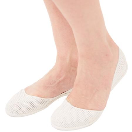 Купить Туфли АЛМИ «Жаркое лето». Цвет: белый