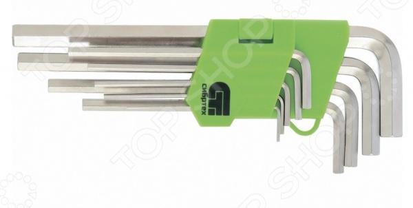 Набор ключей имбусовых СИБРТЕХ 12316 набор ключей имбусовых сибртех 12322