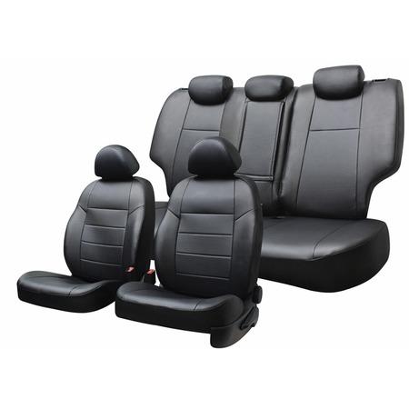 Купить Набор чехлов для сидений Defly LADA Vesta, 2014, седан, экокожа