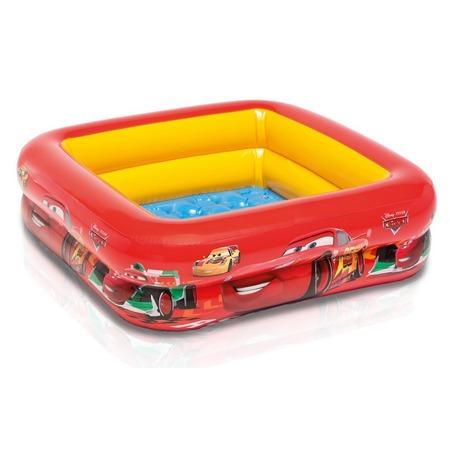 Купить Бассейн надувной детский Intex Cars
