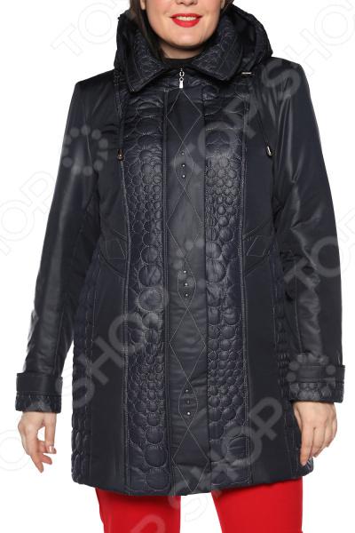Куртка Pit.Gakoff «Прохладный романс». Цвет: темно-синий