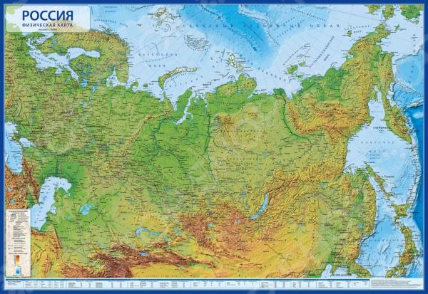 Карта настенная Globen 4680009931732