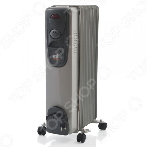 Радиатор масляный Irit IR-07-1507 цена и фото