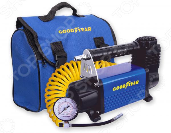 Воздушный автомобильный компрессор Goodyear GY-50L