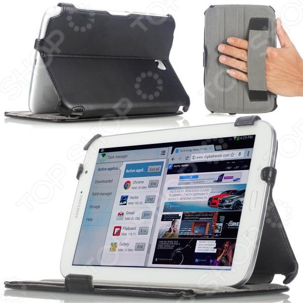 Чехол для планшета Galaxy skinBOX Samsung Galaxy Tab 3 7.0 SM-T210/Galaxy Tab 3 7.0 P3200 skinbox t310 skinbox armor with hand holder для samsung t310