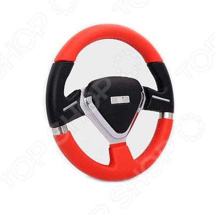 Руль спортивный Azard «Сердце» оплетка на руль azard lada ваз 2108 15
