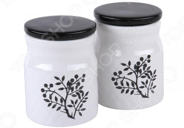 Набор банок для хранения Rosenberg RCE-220018-3