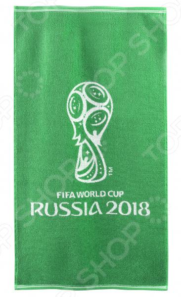Полотенце махровое FIFA 2018 «Кубок»