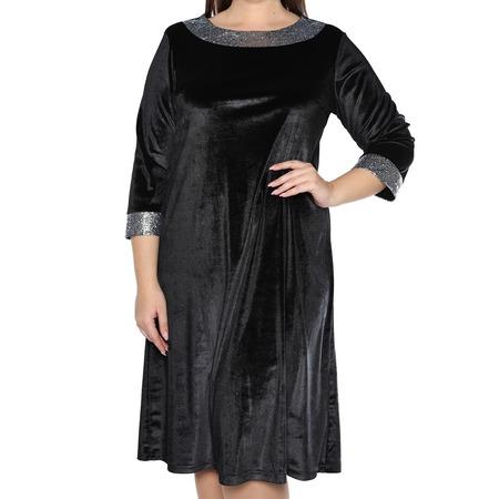 Купить Платье Лауме-Лайн «Огни стиля». Цвет: черный