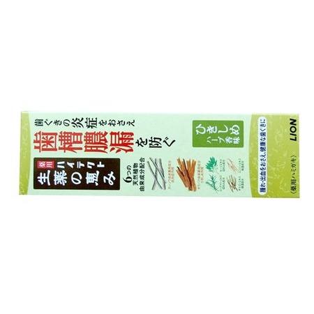 Купить Зубная паста Lion Hitech