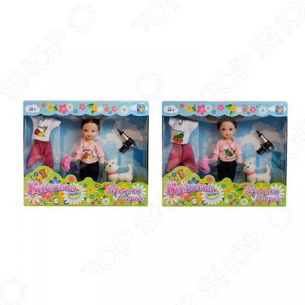 Кукла с аксессуарами 1 TOY Т55626. В ассортименте