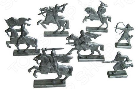 Набор солдатиков Игрушкин «Дружина» набор солдатиков игрушкин дружина