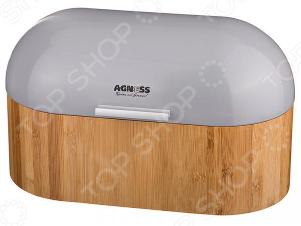 Хлебница Agness 938-015
