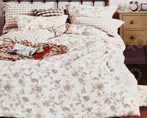 все цены на Комплект постельного белья Cleo 058-SR онлайн