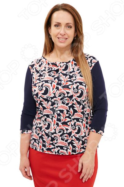Блуза Лауме-Лайн «Моя голубка». Цвет: красный эксмо о голубка моя