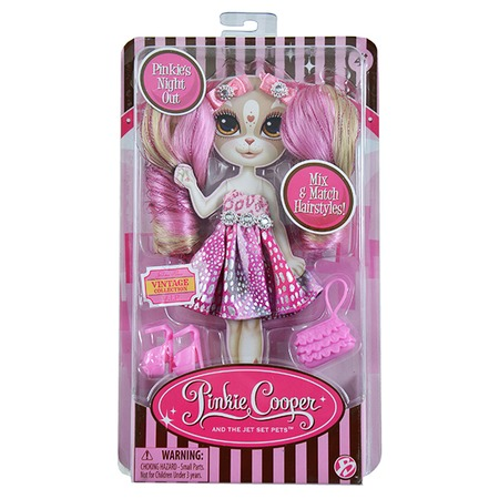Купить Набор Pinkie Cooper Bridge «Пинки Купер с аксессуарами»