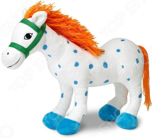 Мягкая игрушка Micki «Пеппи ДлинныйЧулок. Лошадь Лилла» Мягкая игрушка Micki «Пеппи ДлинныйЧулок. Лошадь Лилла» /
