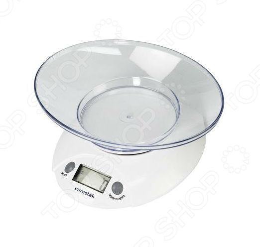 Весы кухонные овальные