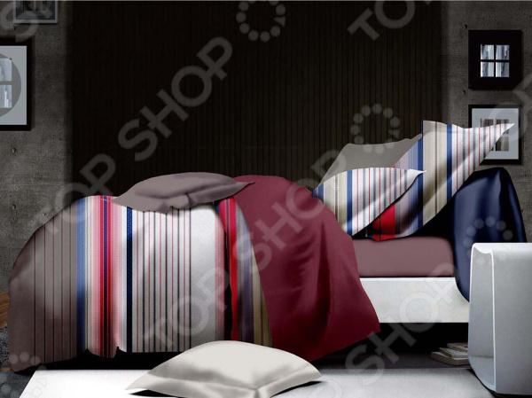 Комплект постельного белья Бояртекс «Спектр». 1,5-спальный