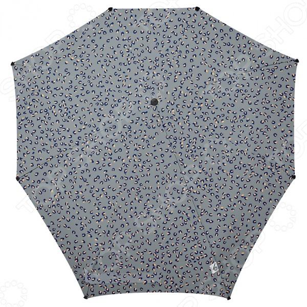 Зонт Senz Leopard Silver