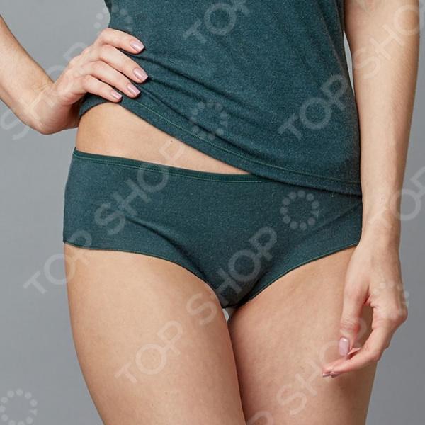 Трусики шорты Milliner «Ангора Лайт» 1713119. Цвет: зеленый