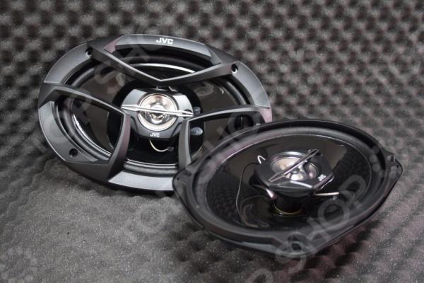 Автоакустика JVC CS-J6930U автомобильная акустическая система jvc cs j610