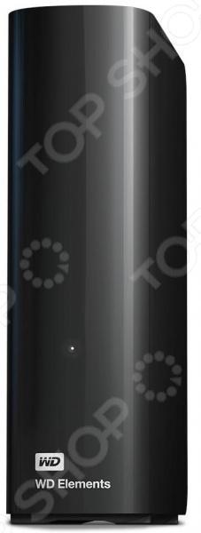 Внешний жесткий диск Western Digital WDBWLG0040HBK-EESN