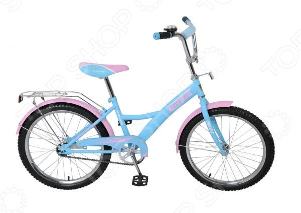 Велосипед детский Navigator Basic KITE 20 ВН20154 детский велосипед для девочек navigator basic 12 вмз12063 pink violet