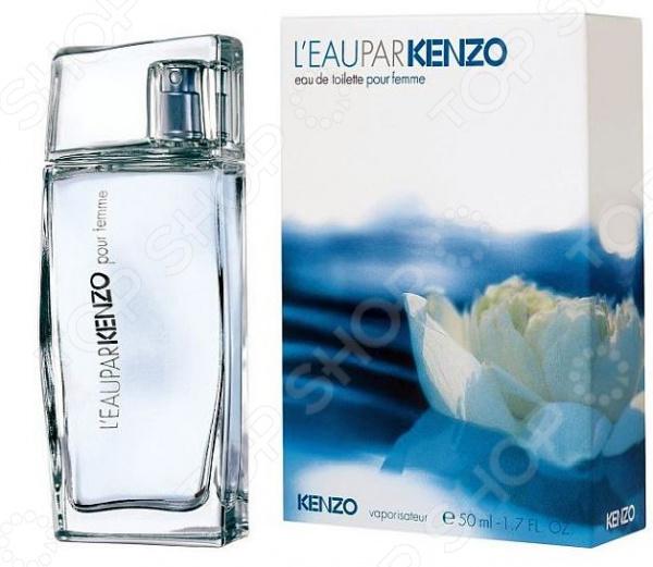 Туалетная вода для женщин Kenzo L'eau Par l eau par kenzo w edt spr new
