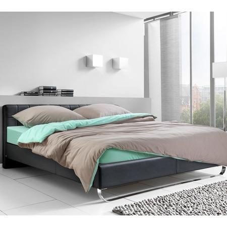 Купить Комплект постельного белья ТексДизайн «Мятный капучино». 1,5-спальный