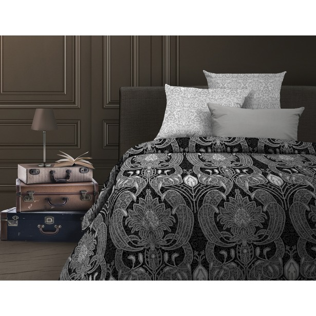 фото Комплект постельного белья Wenge Hamburg. Евро