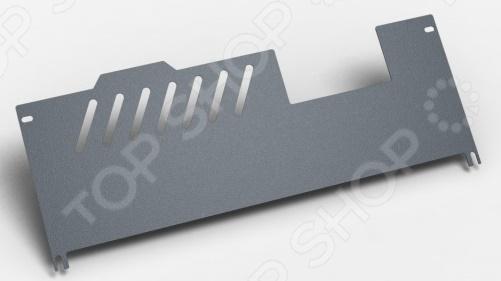 Защита радиатора лицевая Novline-Autofamily Avia D120 2010: 3,9 дизель МКПП