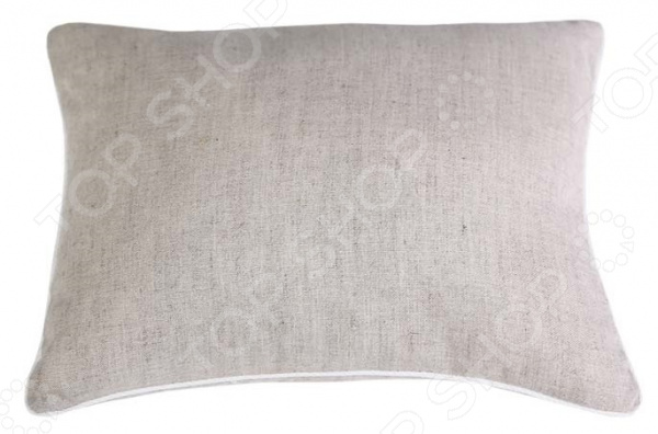 Подушка Био-Текстиль «Сила природы» био подушка из лузги гречихи тюльпанчик цвет салатовый 20 см х 30 см