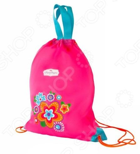 Мешок для обуви Mary Poppins с ручками «Цветы» centrum мешок для обуви 1 отделение monster high